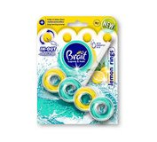 Brait wc blok rings lemon 40g
