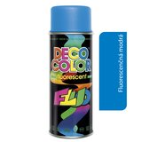 Deco color 400ml fluor modrý