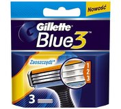 GILLETTE BLUE NN 3KS