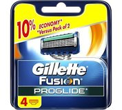 GILLETTE FUSION PROGLIDE MANUAL NN 4KS