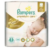 Pampers Premium Newborn 88