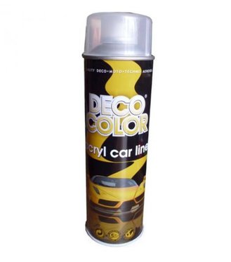 Deco color 150ml akryl bezfarebny