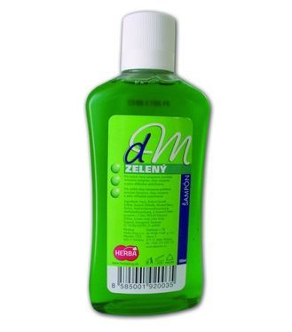 DM SAMPON ZELENY 100ML