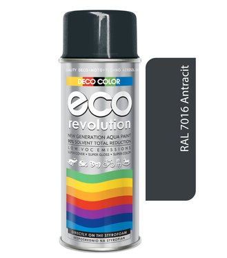 ECO REVOLUTION R7016 antracit 400ml spre
