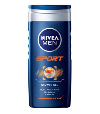 Sprch gel NIVEA MEN Sport 250ml